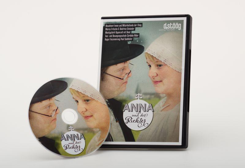 DVD Musiktheater - ANNA und der Richter